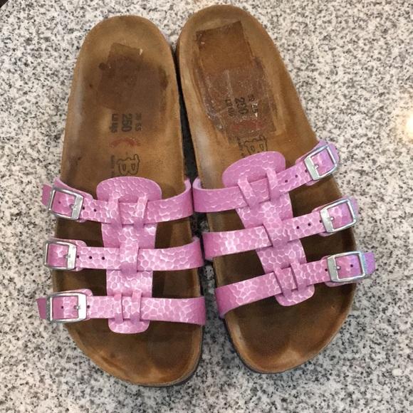 657b4e03b470 Birkenstock Shoes - Pink Birkis by Birkenstock
